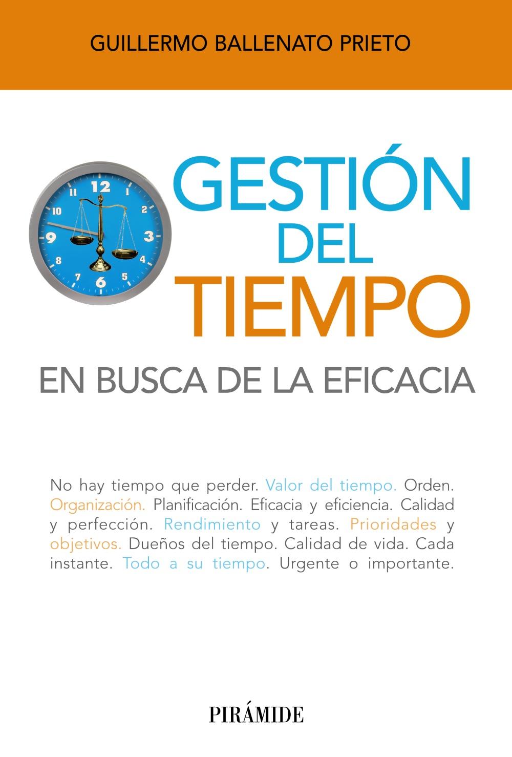 Gestión del tiempo (ebook)
