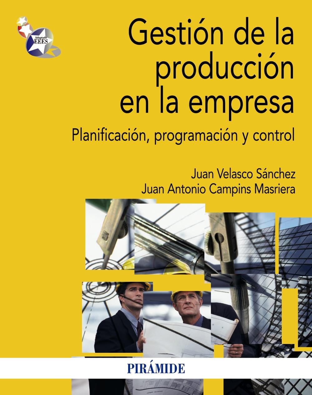 Gestión de la producción en la empresa (ebook)