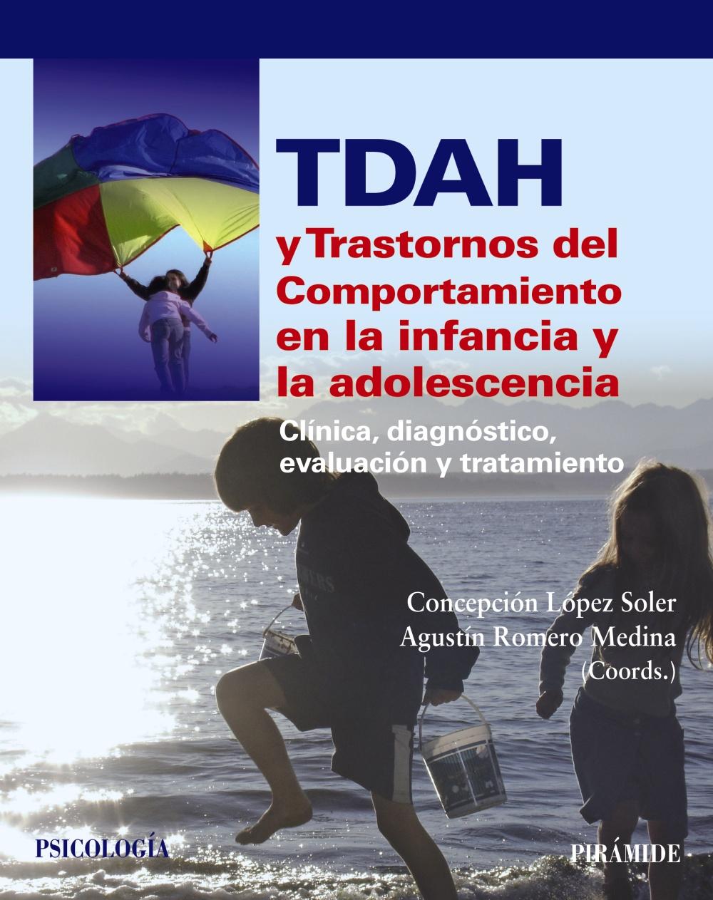TDAH y Trastornos del Comportamiento en la infancia y la adolescencia (ebook)