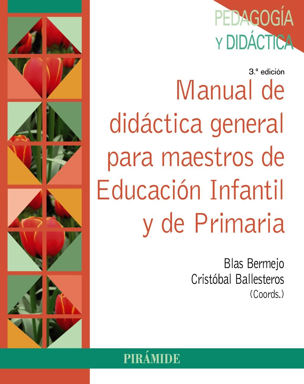 Manual de didáctica general para maestros de Educación Infantil y de Primaria (ebook)