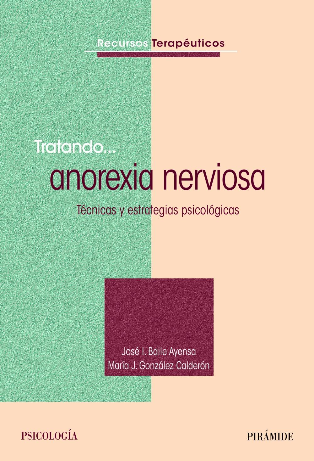 Tratando... Anorexia nerviosa (ebook)