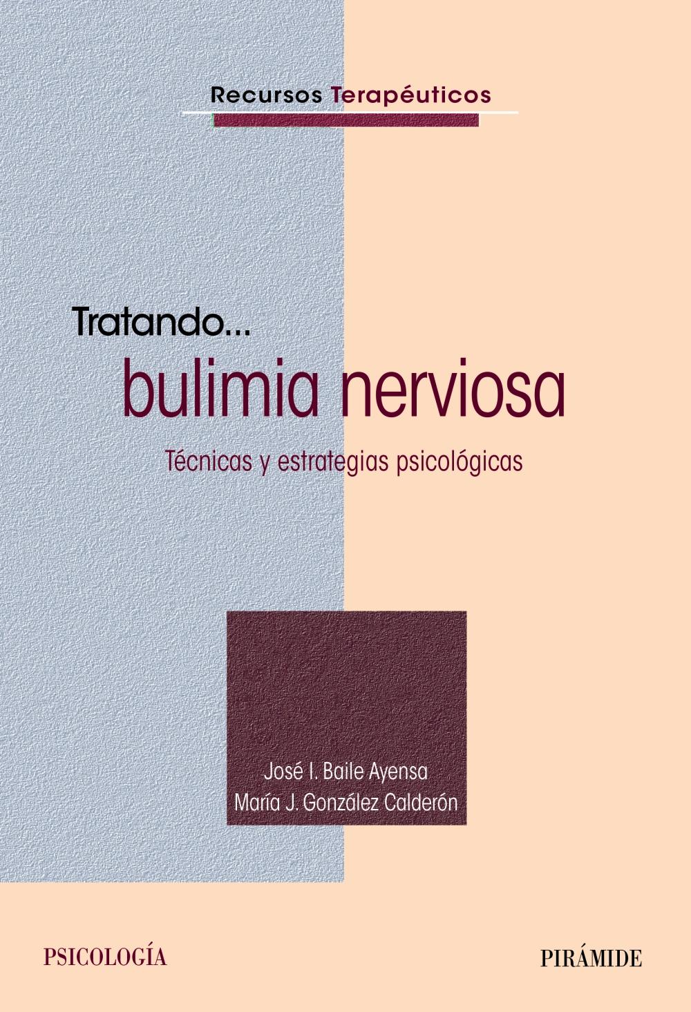 Tratando... bulimia nerviosa (ebook)