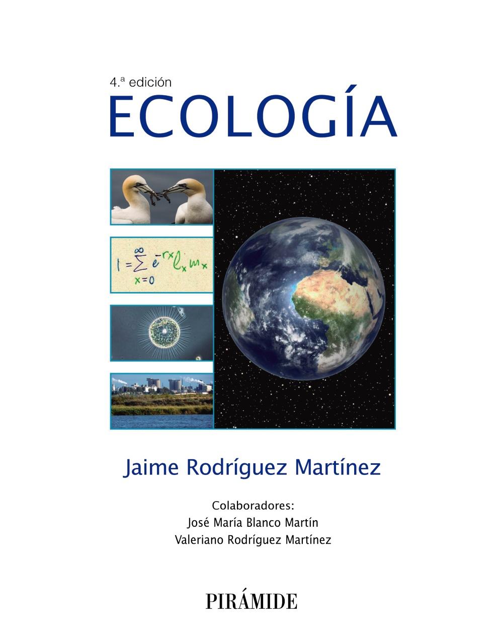 Ecología (ebook)
