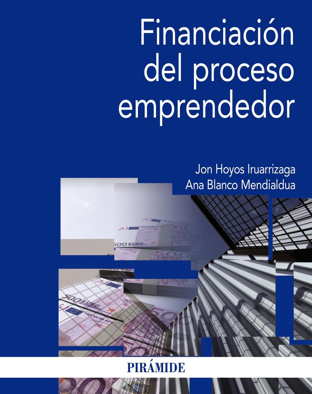 Financiación del proceso emprendedor (ebook)