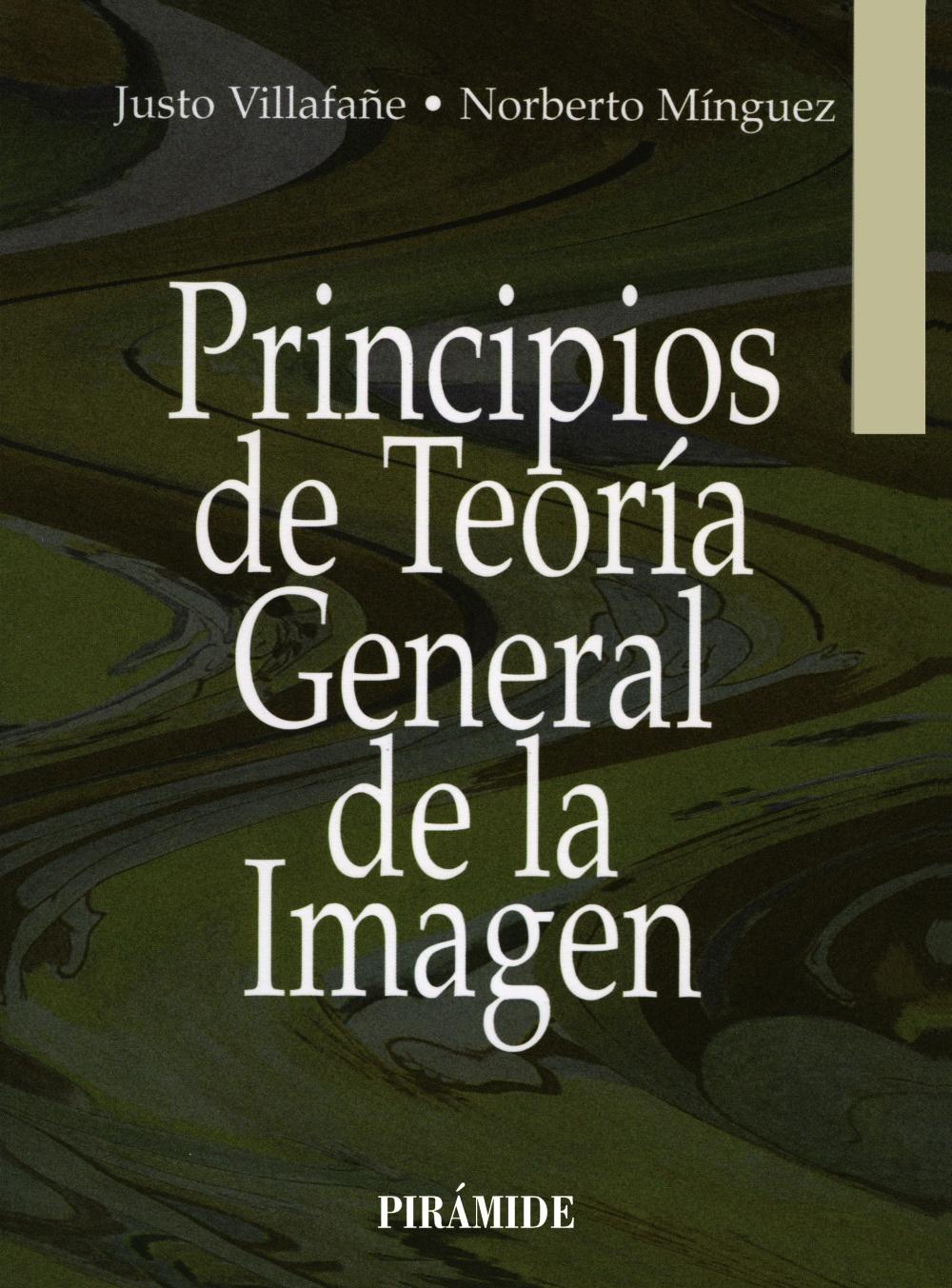 Principios de teoría general de la imagen (ebook)
