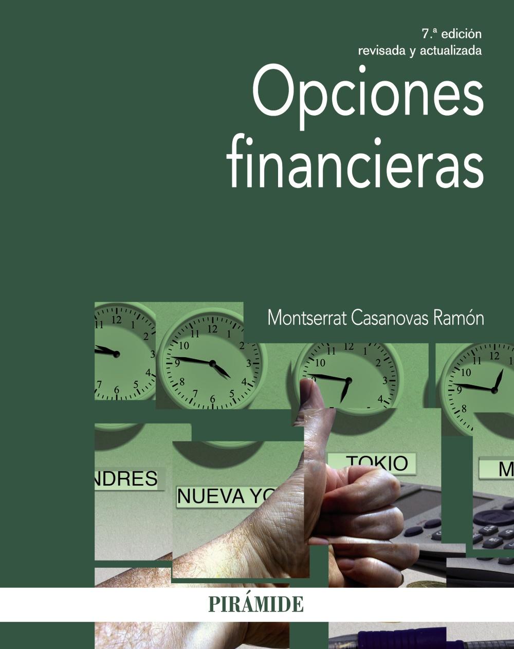 Opciones financieras (ebook)