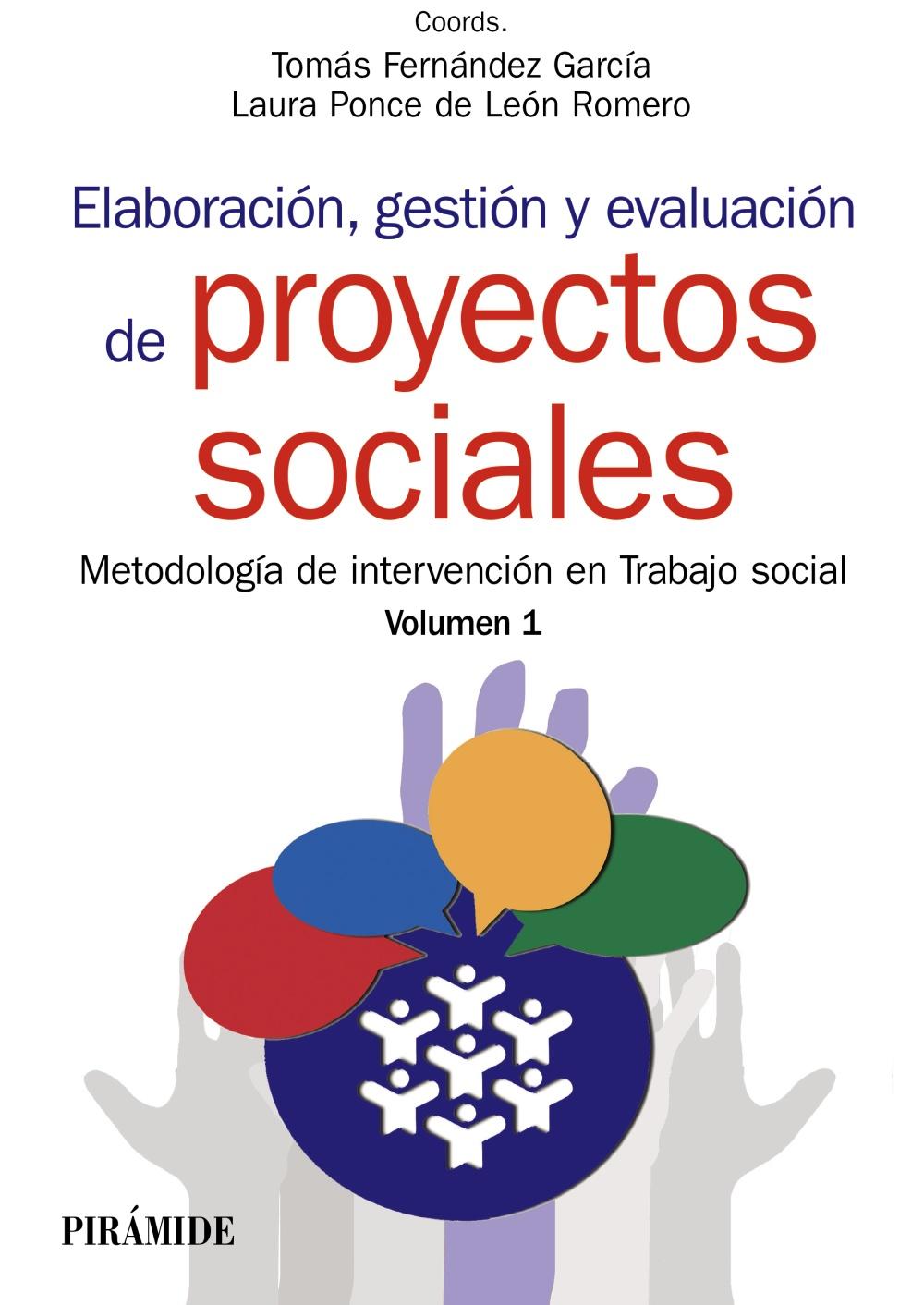 Elaboración, gestión y evaluación de proyectos sociales (ebook)
