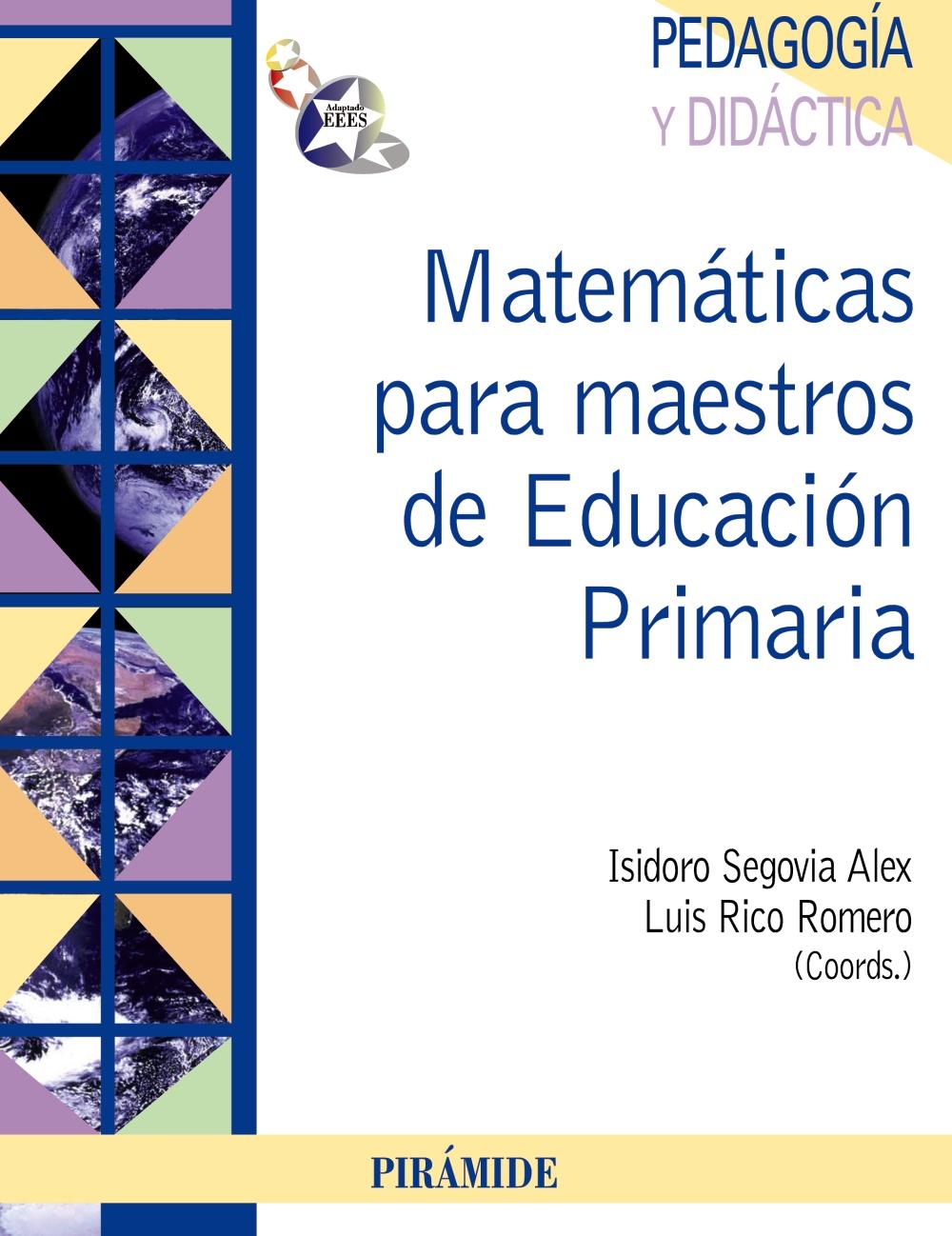 Matemáticas para maestros de Educación Primaria (ebook)