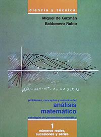 Problemas, conceptos y métodos del análisis matemático I