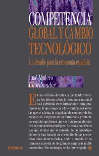 Competencia global y cambio tecnológico