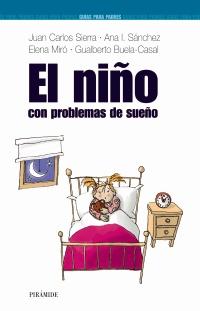 EL niño con problemas de sueño