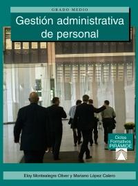 Gestión administrativa de personal