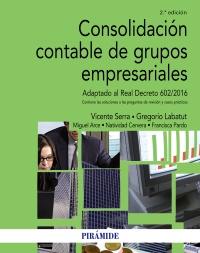 Consolidación contable de grupos empresariales
