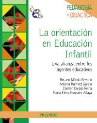 La orientación en Educación Infantil