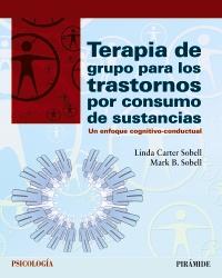 Terapia de grupo para los trastornos por consumo de sustancias