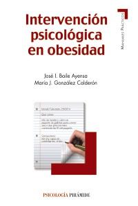Resultado de imagen para Intervención psicológica en obesidad – José I. Baile Ayensa