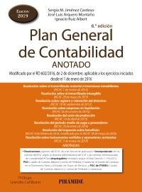 Plan General de Contabilidad ANOTADO