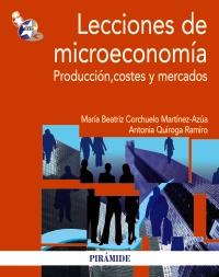 Lecciones de microeconomía