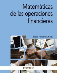 Matem�ticas de las operaciones financieras