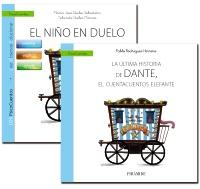 Guía: El niño en duelo + Cuento: La última historia de Dante, el cuentacuentos elefante