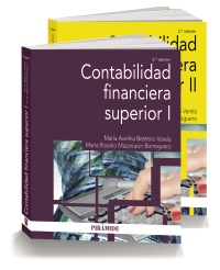 Pack- Contabilidad financiera superior