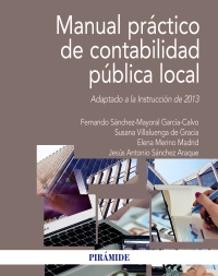Manual pr�ctico de contabilidad p�blica local