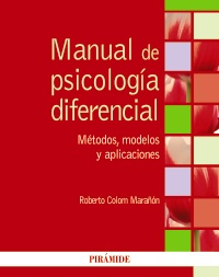 Manual de psicolog�a diferencial
