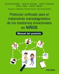 Protocolo unificado para el tratamiento transdiagnóstico de los trastornos emocionales en niños