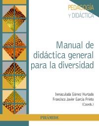 Manual de did�ctica general para la diversidad