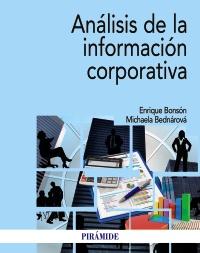 Análisis de la información corporativa