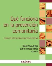 Qué funciona en la prevención comunitaria